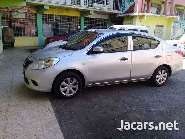 Nissan Latio 1,2L 2014-4