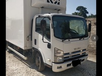 2009 Isuzu Forward Refrigerated Truck
