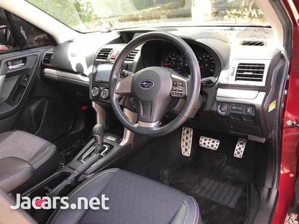 Subaru Forester 2,0L 2013-6