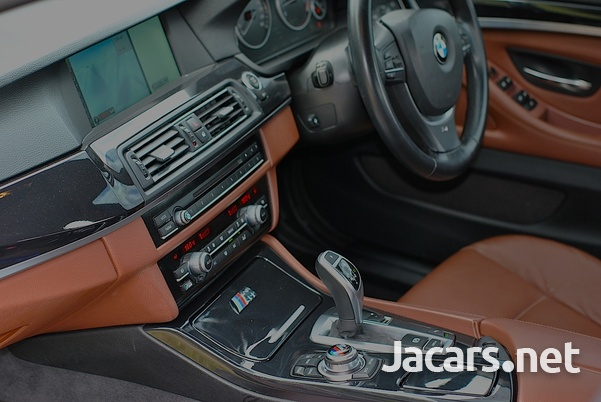 BMW 5-Series 2,0L 2013-12