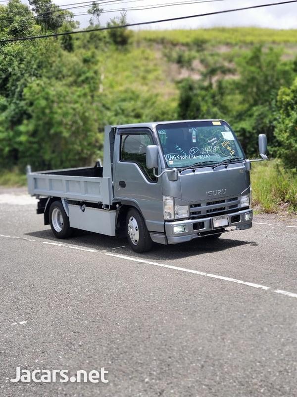 2008 Isuzu Elf Dump Truck-4