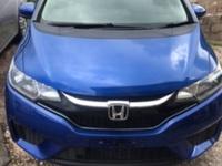 Honda Fit 1,3L 2016