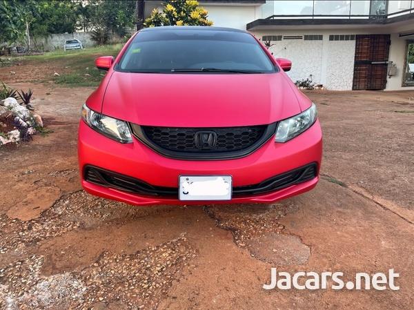 Honda Civic 1,8L 2015-1