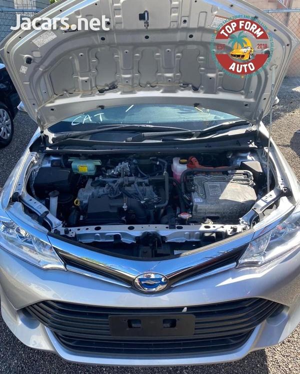 Toyota Fielder 1,5L 2015-3