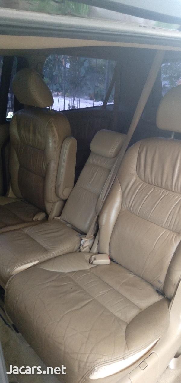 Honda Odyssey 3,5L 2007-6