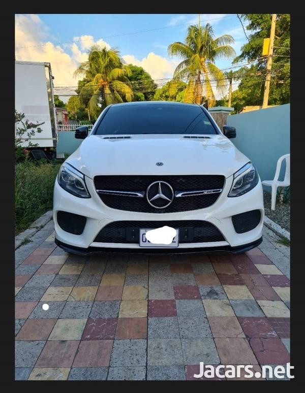 Mercedes-Benz GLE-Class 3,0L 2018-2