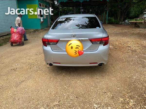 Toyota Mark X 3,5L 2014-1