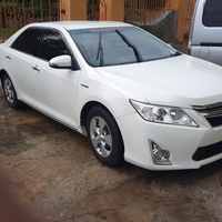 Toyota Camry 2,0L 2012