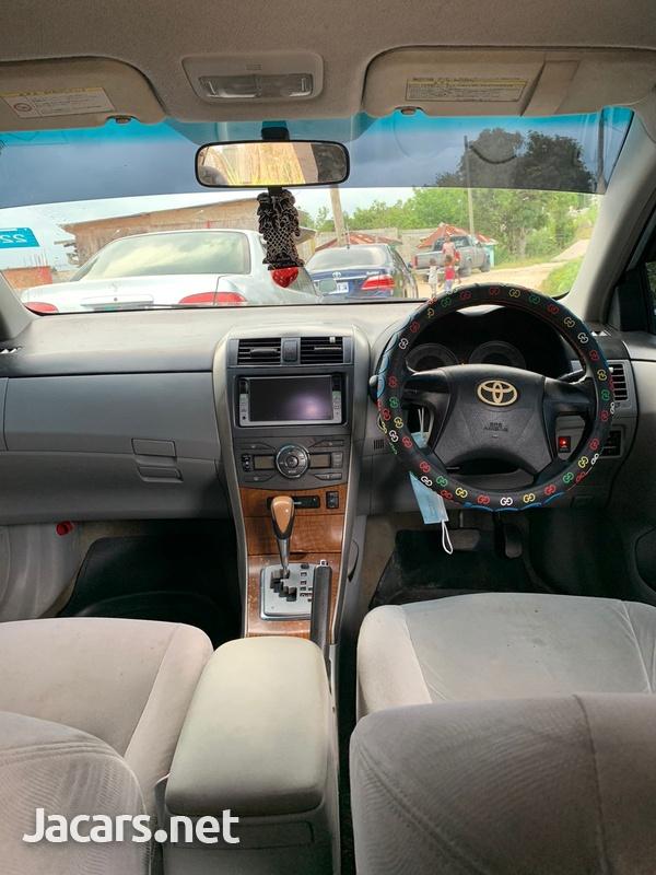 Toyota Axio 1,8L 2009-14