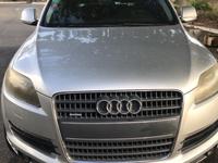 Audi Q7 3,6L 2007
