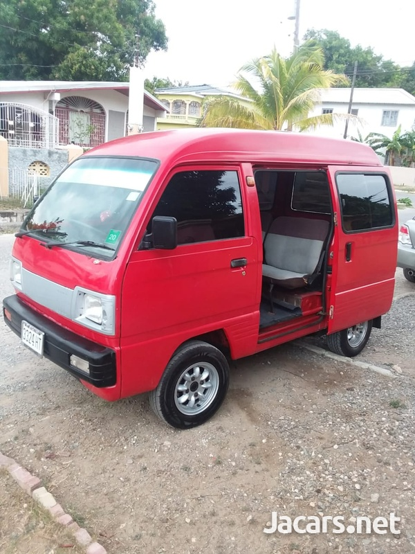 1989 SUZUKI CARRY-6