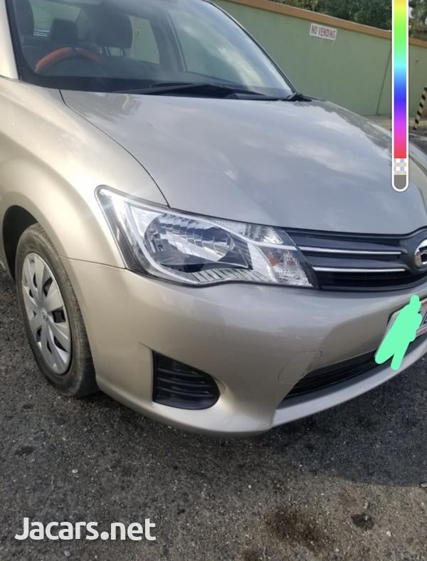 Toyota Axio 1,5L 2014-15