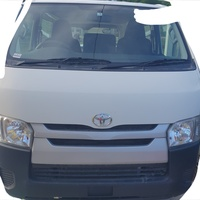 Toyota Hiace 2,5L 2015