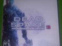 ps3 game dead space 3