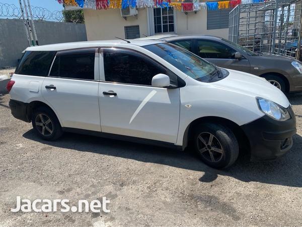 Nissan AD Wagon 1,3L 2012-6