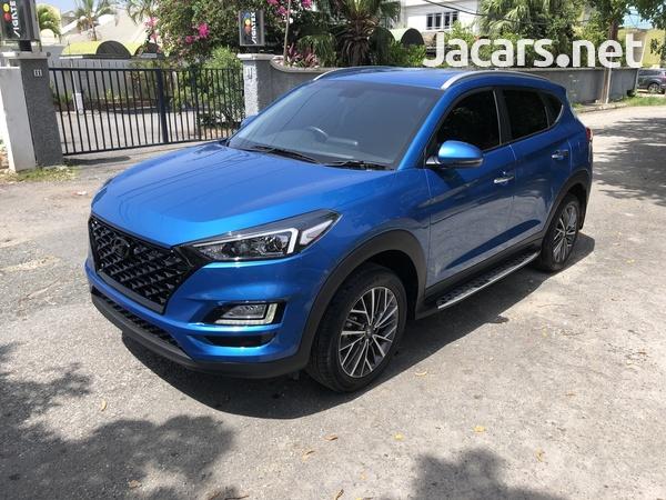 Hyundai Tucson 2,0L 2020-1