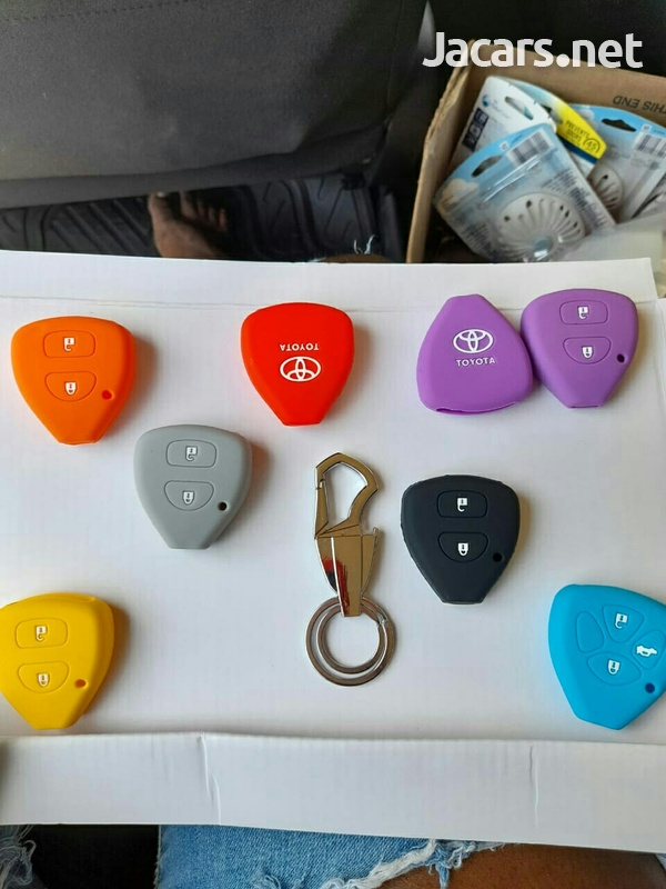 Silicone car key cases-6