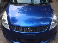 Suzuki Swift 3,8L 2012