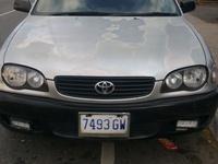 Toyota Corolla XLi 0,4L 2002