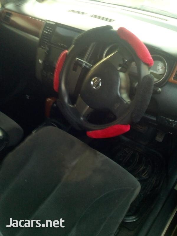 Nissan Tiida 1,6L 2008-7