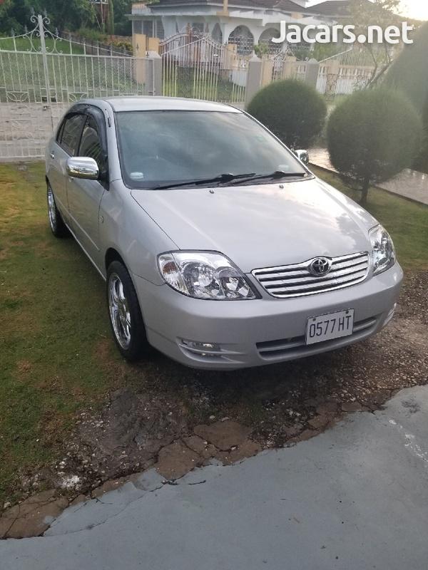 Toyota Corolla 0,6L 2004-2