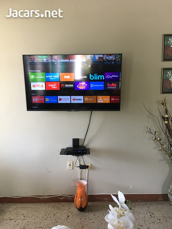Sony Bravia Android Smart TV 50 Inch-6