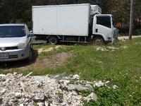 Isuzu Box Body Truck 2,5L 2010