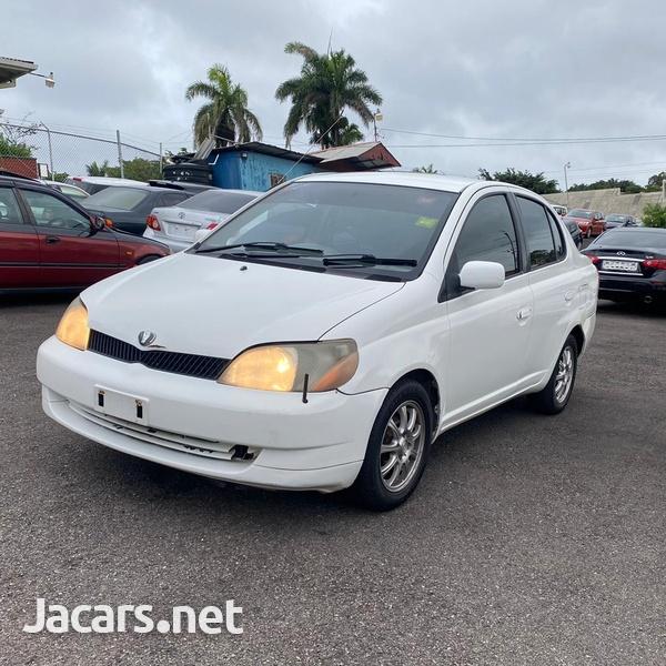 Toyota Yaris 1,5L 2002-1