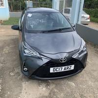 Toyota Yaris 1,5L 2017