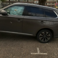 2016 mitsubishi outlander breaking for spare parts