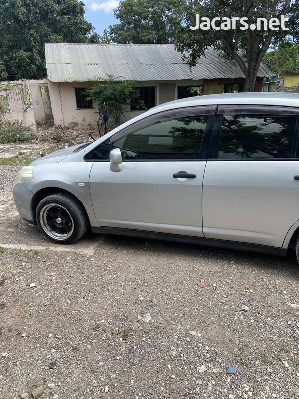 Nissan Tiida 1,3L 2012-1