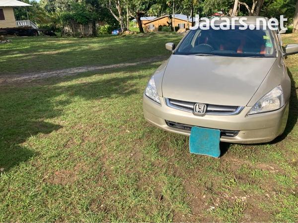 Honda Accord 2,4L 2003-3