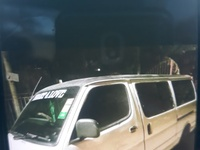 1992 Toyota Hiace Bus