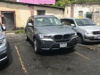 BMW X3 3,0L 2014