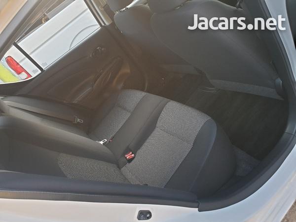 Nissan Latio 1,6L 2016-6