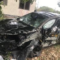 Crashed 2020 Kia Sportage Salvage