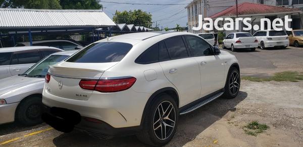 Mercedes-Benz GLE-Class 3,5L 2019-3