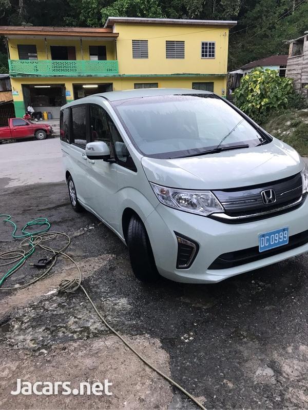 Honda Step wagon 1,5L 2016-2