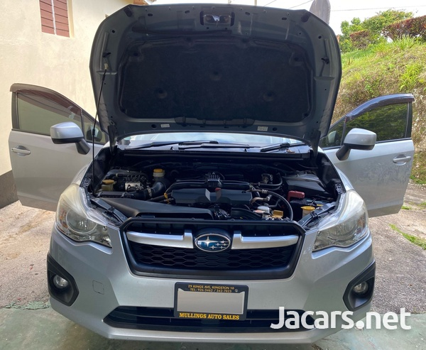 Subaru G4 1,6L 2014-2