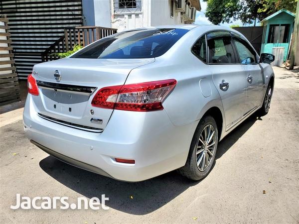 Nissan Sylphy 1,5L 2014-6