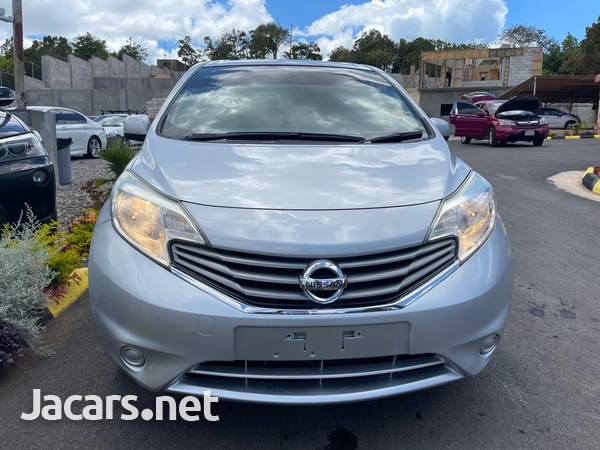 Nissan Note 1,2L 2013-2