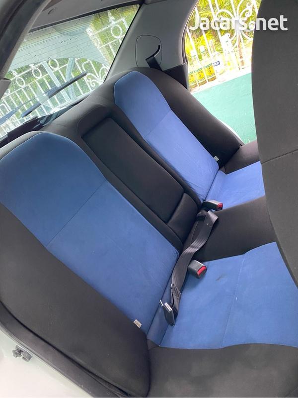 Subaru WRX STI 2,5L 2006-7