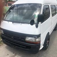 2004 Toyota Hiace Bus