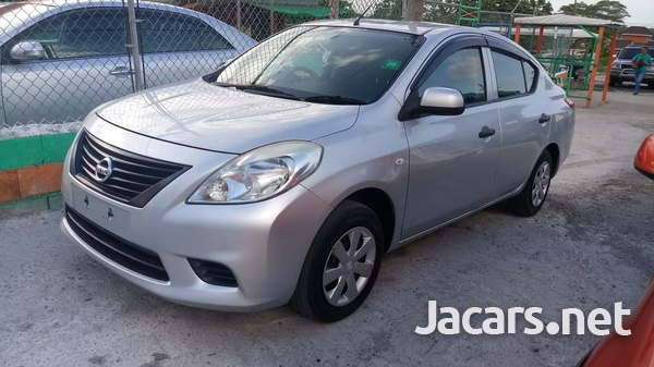 Nissan Latio 1,1L 2013-1