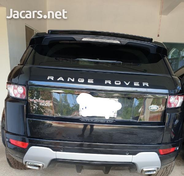 Land Rover Range Rover Evoque 2,2L 2014-2