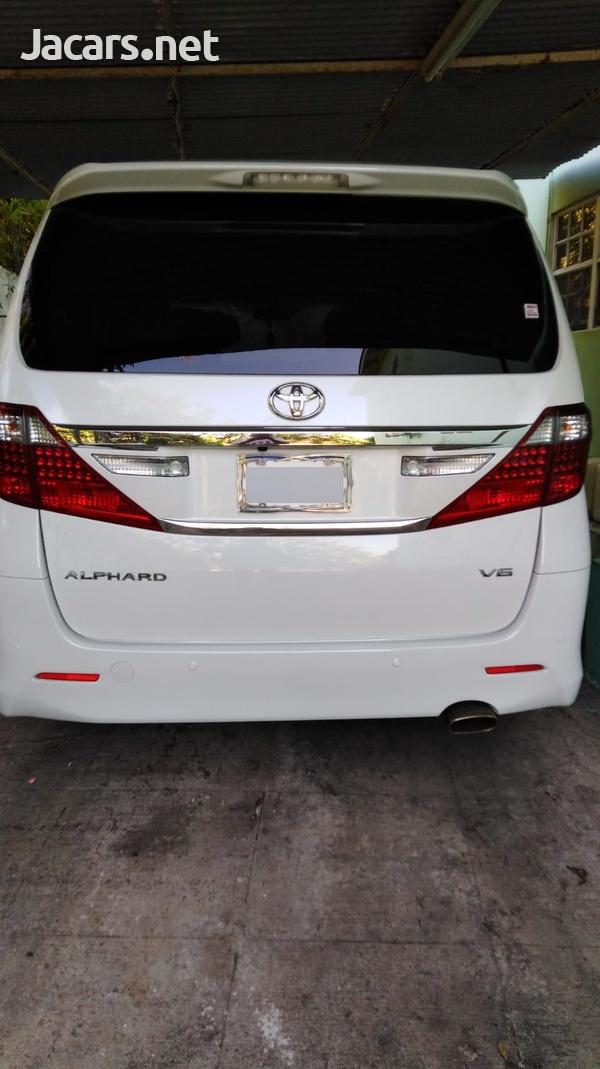 Toyota Alphard 3,5L 2011-8