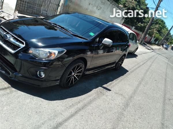 Subaru Impreza 2,0L 2014-6