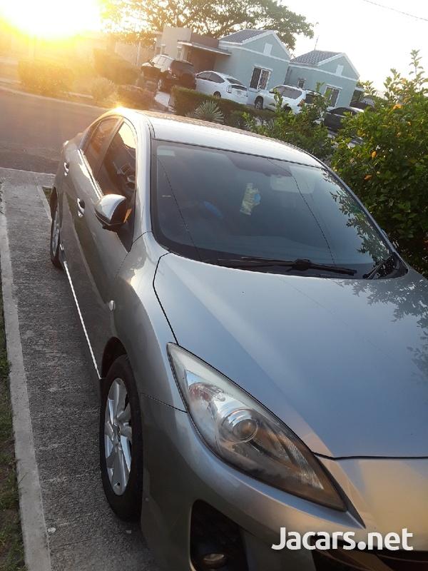 Mazda 3 1,6L 2013-1