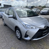 Toyota Vitz 1,0L 2018