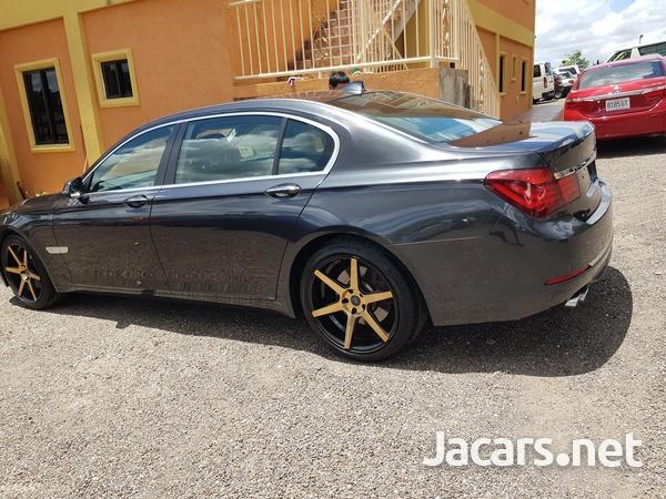 BMW 7-Series 3,0L 2014-12
